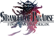 Stranger of Paradise Final Fantasy Origin logo