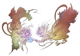 Final Fantasy Type-0 concept art