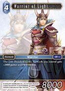 Warrior of Light 1-155R from FFTCG Opus