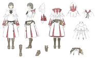 White Mage Relic Concept Art