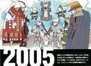 Yuzuki Ikeda FFXI Art 2005