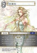 Cosmos 1-183H from FFTCG Opus