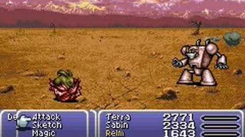 Golem (Final Fantasy VI)