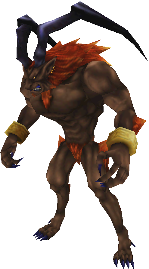 Ifrit (Final Fantasy VIII)