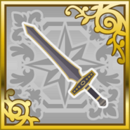 FFAB Gold Sword SR