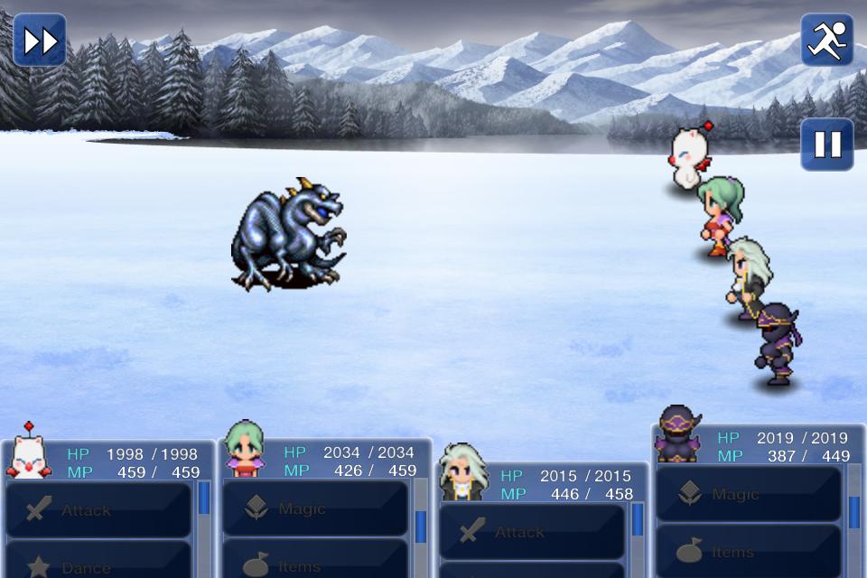 Final Fantasy VI/CylindrusAltum/Part XXXVII