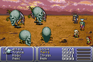 FFVI Lore Lv 5 Death