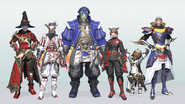 FFXIV Labyrinth of the Ancients gear
