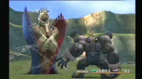 Final Fantasy X - Anima - Pain & Oblivion