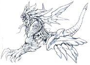 Griever-Ultimecia FFVIII Sketch