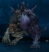 Hellhound from FFVII Remake Enemy Intel