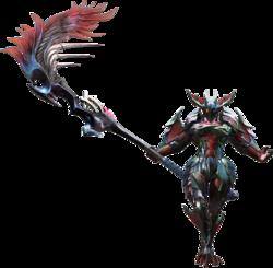 MH4U Collab Diabolos Rage Armor.png