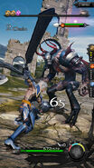Mevius battle screenshot