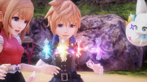 World of Final Fantasy bande-annonce E3 2016