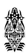Cúchulainn Glyph Art