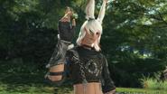 FFXIV Endwalker Male Viera screenshot 2