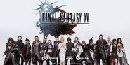 Final Fantasy XV mobile promotional render 2