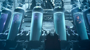 First Magitek Production Facility tets tubes from FFXV Episode Prompto