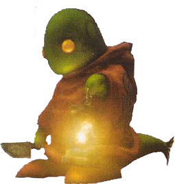 Mega Tonberry