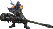 Neo Azul FF7 DoC