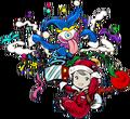 PAD Tinker Santa 2