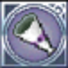PFF White Megaphone Icon.png