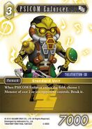 PSICOM Enforcer 5-083C from FFTCG Opus