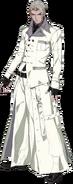 Rufus Shinra from Final Fantasy VII Remake artwork