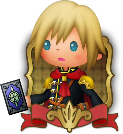 Ace (Type-0)/Theatrhythm