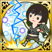 FFAB Bolt - Yuffie Legend SR