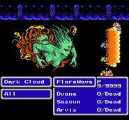 FFIII NES FlareWave