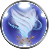 FFRK Cyclone Grimoire Icon