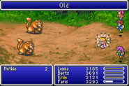 FFV Time Magic