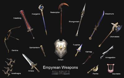 FFXI Empyrean Weapons.png
