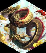 Morrow Gold Dragon Alt1 from FFD2