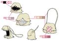 Poshepocket palette concept for Final Fantasy Unlimited