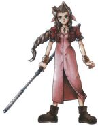 Aerith Early Art 2