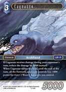 Cagnazzo 3-130R from FFTCG Opus