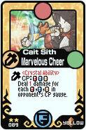 Caitsith marvelouscheer