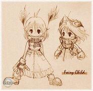 EarlyFFIX-Fairy Child