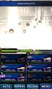 FFBE Meteor Strike FFVI