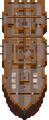 FFMQ Mac's Ship Deck - Inside