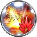 FFRK Flame Shot Icon