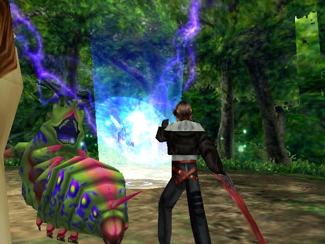 Thundara (Final Fantasy VIII)
