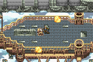 FFVI GBA Battle over the Floating Continent 1