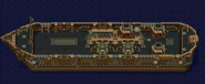 FFVI Magitek Armor Transport Ship