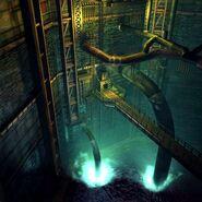 Midgar Mako Reactor