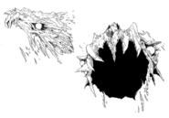 Omega's Claw concept 2 for Final Fantasy Unlimited