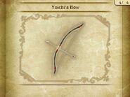 Yoichis Bow