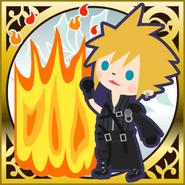 FFAB Fire2 - Cloud Legend SR